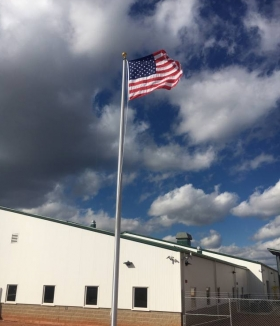 30' ESR Flagpole Moneta Virginia